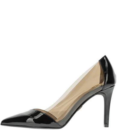 Туфли женские Buffalo 1251060 черные 38