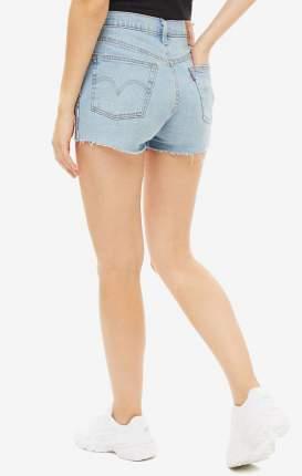 Повседные шорты женские Levi's 5632700420 синие/белые/черные 23 US