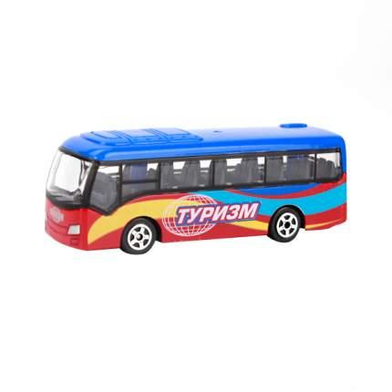 Автобус Технопарк металлический. 7,5 см