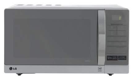 Микроволновая печь с грилем LG MH6843AAK silver