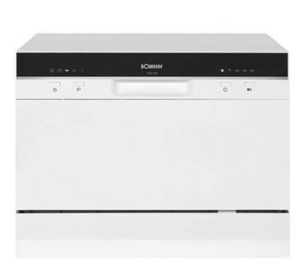 Посудомоечная машина компактная Bomann TSG 708 white