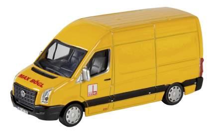 Автомобиль Schuco VW Crafter Max boegl 1:87