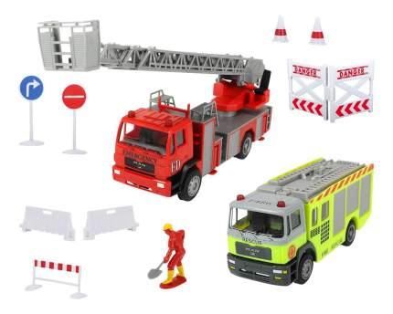 Набор пожарной техники Dickie