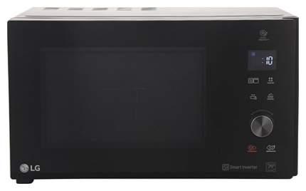 Микроволновая печь с грилем LG MH6565DIS black