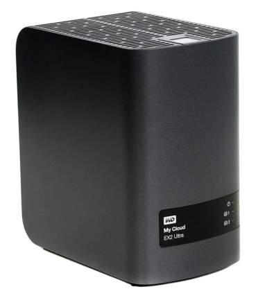 Сетевое хранилище данных WD My Cloud EX2 Ultra (WDBSHB0000NCH-EEUE)