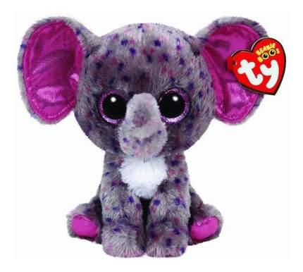 Мягкая игрушка TY Beanie Boos Слоненок Specks 25 см