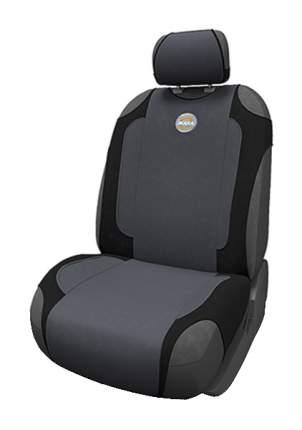 Чехол-майка на сиденье Autoprofi HOT HOT-650 BK/D.GY