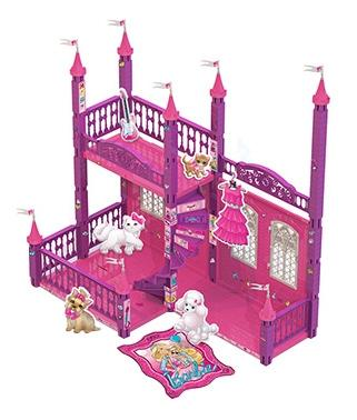 Набор для творчества: домик Barbie
