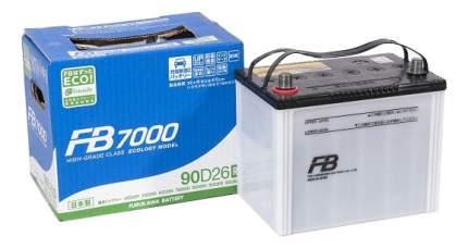Аккумулятор автомобильный автомобильный Furukawa Battery FB 7000 90D26L 73 Ач