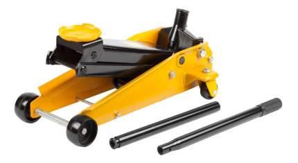 Домкрат гидравлический подкатной Stayer PROFI 43150-3 3 т 130-500 мм