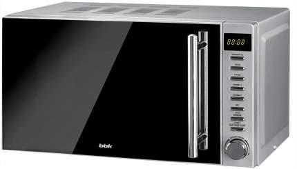 Микроволновая печь с грилем BBK 20MWG-733T/BS-M silver