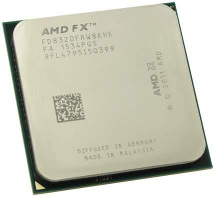 Процессор AMD FX 8320 Box
