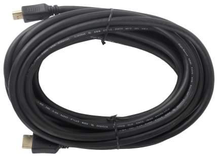 Кабель Gembird HDMI - HDMI, 7,5м Black (CC-HDMI4-7.5M)