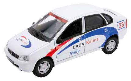 Коллекционная модель Welly LADA 110 Rally