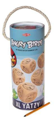 Настольная игра Tactic games Angry Birds Ятцы Tactic Games