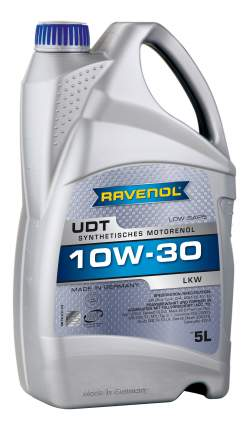 Моторное масло Ravenol UDT Ultra Duty Truck SAE 10W-30 5л