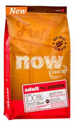 Сухой корм для собак NOW Fresh Adult, все породы, оленина, ягненок, 11,35кг