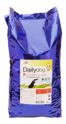 Сухой корм для собак Dailydog Senior Medium Breed для пожилых средних пород, индейка, 20кг