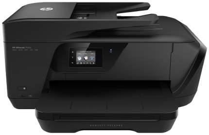 Струйное МФУ HP OfficeJet 7510 G3J47A Черный