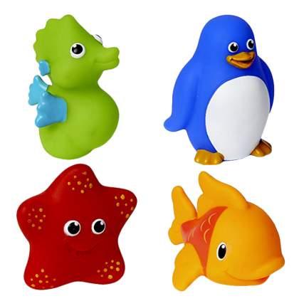 Игрушка для купания Munchkin Морские животные 4 шт.