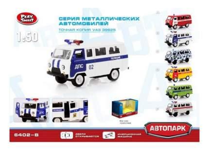 Полицейская машина Play Smart УАЗ ДПС