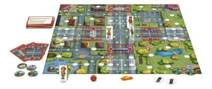Семейная настольная игра Zvezda Правила дорожного движения