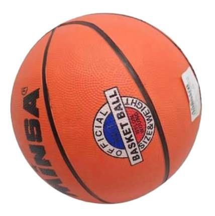 Баскетбольный мяч PP989-10 №7 brown