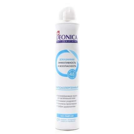 Дезодорант-антиперспирант DEONICA Гипоаллергенный 200 мл