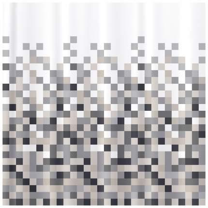 Штора для ванной Tatkraft Mosaic 180x180 см