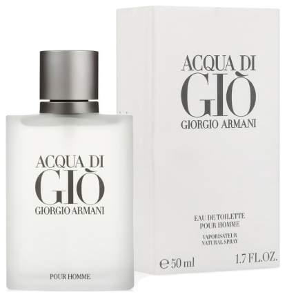 Туалетная вода Giorgio Armani Acqua di Gio 50 мл