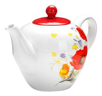 Заварочный чайник LORAINE Маки 1,2 л LR (х12)