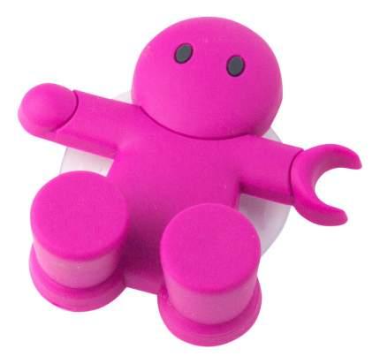 Держатель для зубной щётки Amico фиолетовый