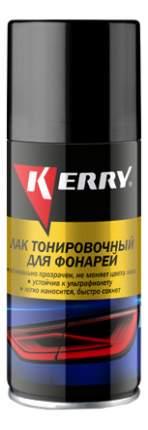Лак для тонировки фар красный KERRY 210 мл