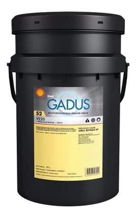Специальная смазка для автомобиля Shell Gadus S2 V220 00 18 кг