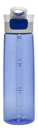 Бутылка для воды с автозакрывающейся крышкой CONTIGO Grace синяя 750 мл