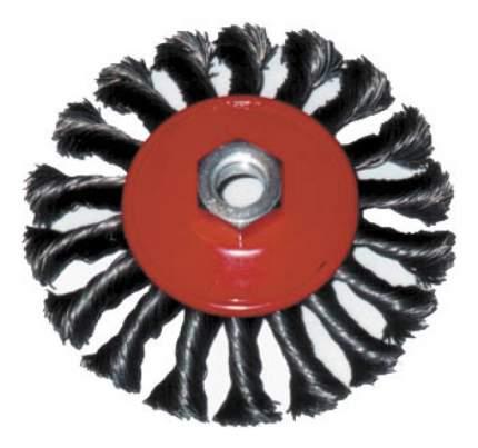 Кордщетка для шлифовальных машин FIT 39116