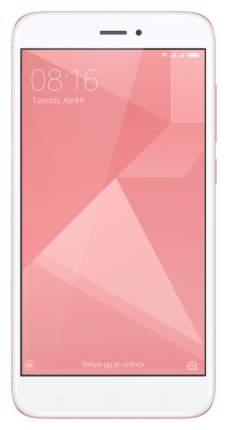 Смартфон Xiaomi Redmi 4X 16Gb Pink