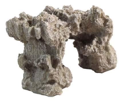 Грот для аквариума LAGUNA Каменная арка 1169KD, 14,5х9,5х10,3см