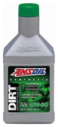 Моторное масло Amsoil Dirt Bike 10W-60 0,946л