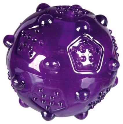 Игрушка-пищалка для собак TRIXIE Ball Мяч из резины, в ассортименте, 8 см