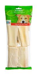 Лакомство для собак TiTBiT, сэндвич с рубцом говяжьим XL, 130г