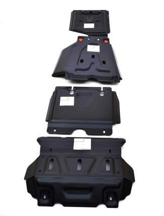 Защита днища ALFeco для Toyota (alf2490/91/92/93st)