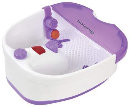 Массажная ванночка для ног Polaris PMB 1006 white/purple