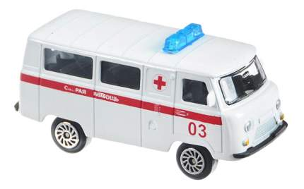 Машина спецслужбы Технопарк УАЗ 39625