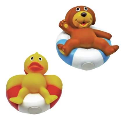Игрушка для купания Жирафики Утенок и щенок
