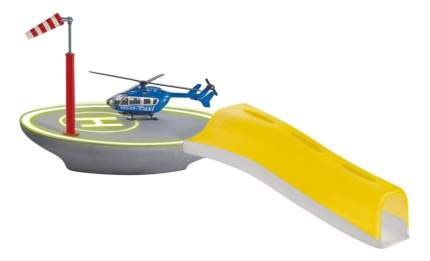 Вертолет Siku Вертолетная станция