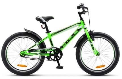 Велосипед STELS Pilot 200 Gent 2017 onesize зеленый
