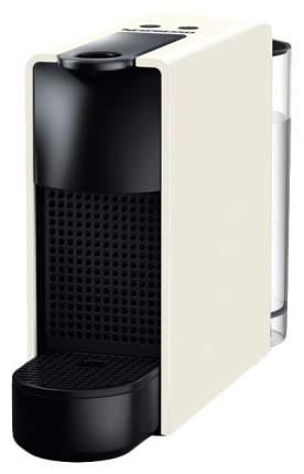 Кофемашина капсульного типа Nespresso Essenza Mini C30 White