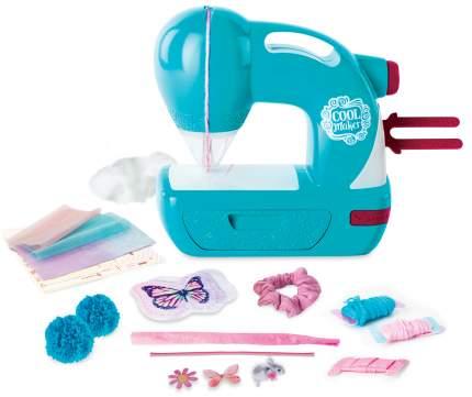 Швейная машинка игрушечная Spin Master Sew Cool голубая