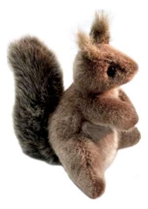 Мягкая игрушка Hansa Белка 2129 16 см коричневый